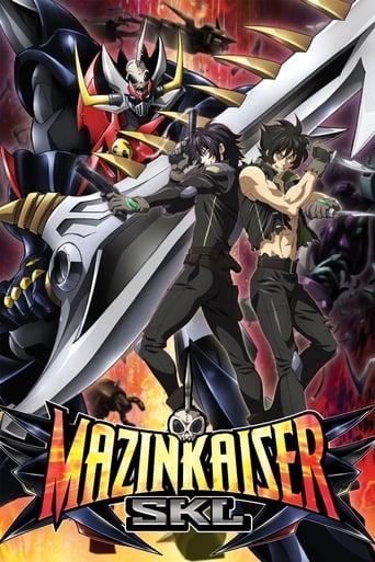 Poster of Mazinkaizer SKL