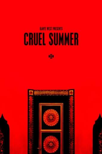 Poster of Cruel Summer
