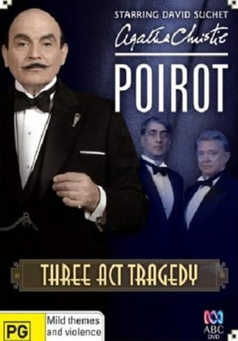 Poster of Three Act Tragedy