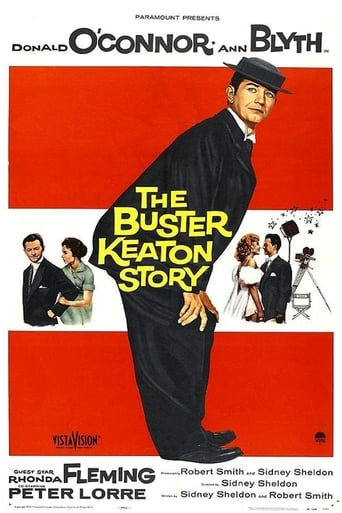 Poster of The Buster Keaton Story
