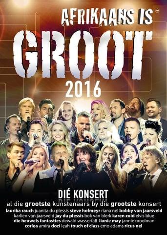 Poster of Afrikaans is Groot 2016