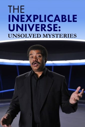 Poster of The Inexplicable Universe: Unsolved Mysteries