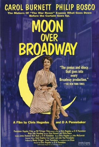 Poster of Moon Over Broadway