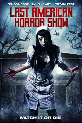 Last American Horror Show Movie Poster