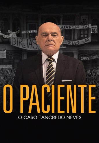 O Paciente - O Caso Tancredo Neves - Poster