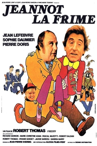 Poster of Jeannot la frime