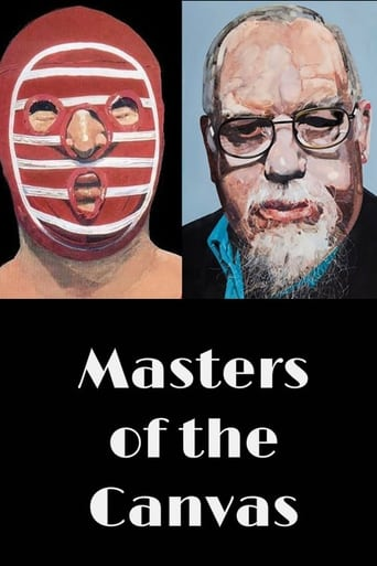 Poster of Masters of the Canvas