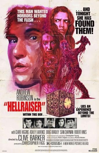 Poster of Hellraiser