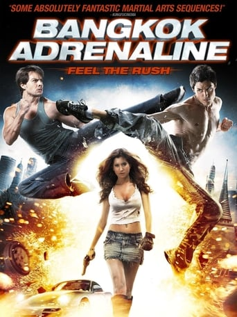 Poster of Bangkok Adrenaline