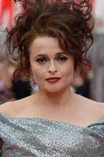 Helena Bonham Carter alias Lucy Honeychurch