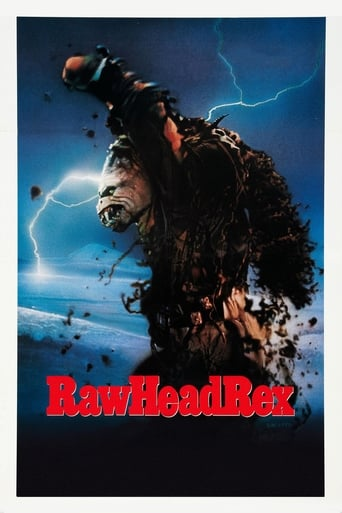 Poster of Rawhead Rex