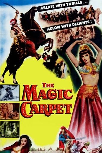 Poster of The Magic Carpet