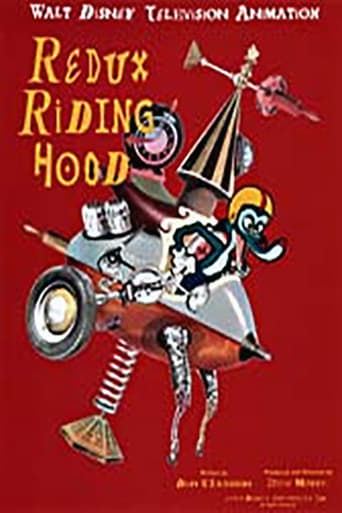 Poster of Redux Riding Hood