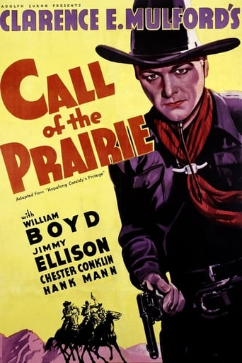 Poster of Call of the Prairie