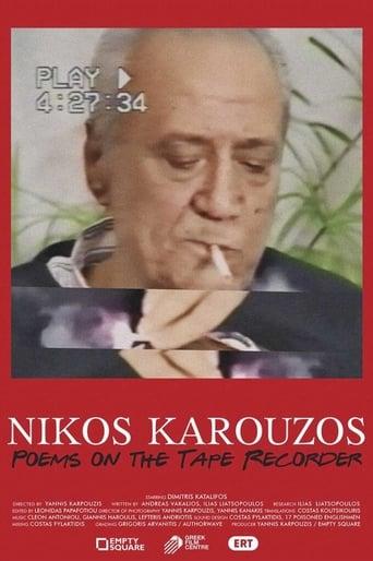 Watch Nikos Karouzos – Poems on a Tape Recorder full movie online 1337x