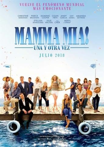 Poster of Mamma Mia! Una y Otra Vez