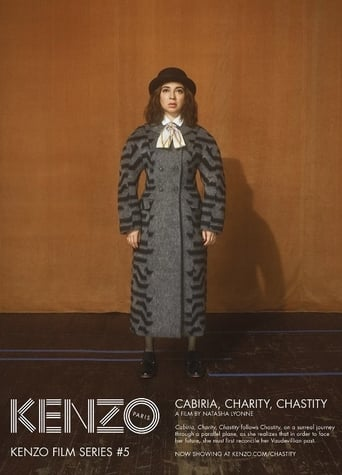 Poster of Cabiria, Charity, Chastity