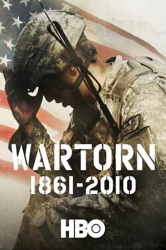 Poster of Wartorn: 1861-2010