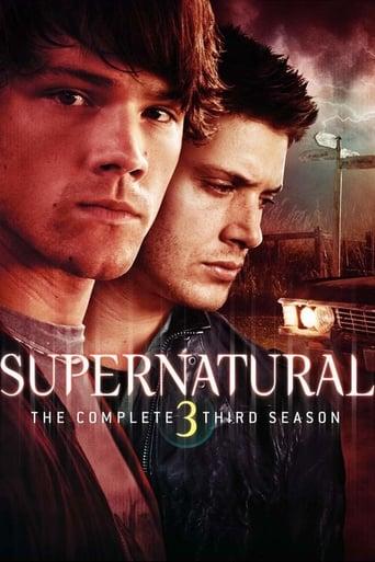 Supernatural 3ª Temporada Completa Torrent (2007) Dual Áudio / Dublado BluRay 720p – Download
