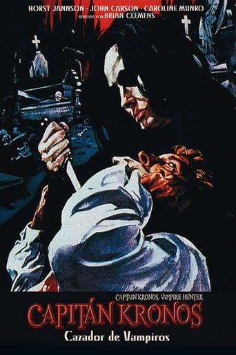 Poster of Capitán Kronos, cazador de vampiros