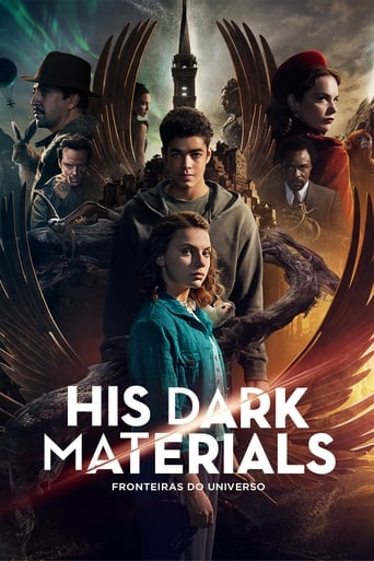 His Dark Materials - Fronteiras do Universo 2ª Temporada Torrent (2020) Dual Áudio / Legendado WEB-DL 720p | 1080p – Download