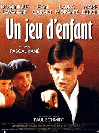 Poster of Un jeu d'enfant