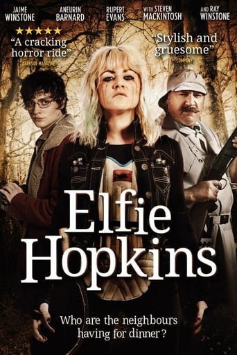 Poster of Elfie Hopkins