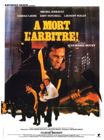 Poster of Kill the Referee