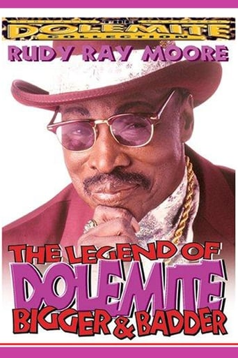 Poster of The Legend of Dolemite! Bigger & Badder