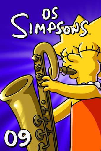 Os Simpsons 9ª Temporada - Poster