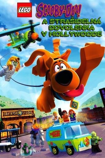 Lego Scooby-Doo a strašidelná dovolenka v Hollywoode