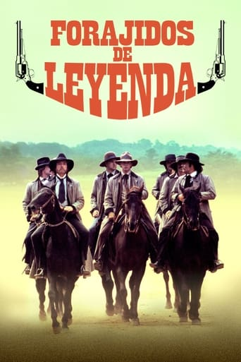 Poster of Forajidos de leyenda