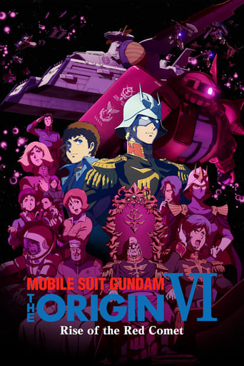 Watch Mobile Suit Gundam: The Origin VI – Rise of the Red Comet Online