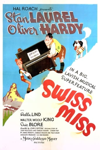 Poster of Swiss Miss