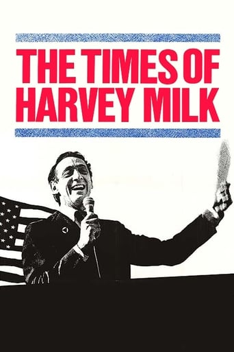 Poster of The Times of Harvey Milk