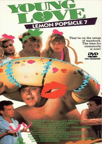 Young Love: Lemon Popsicle 7