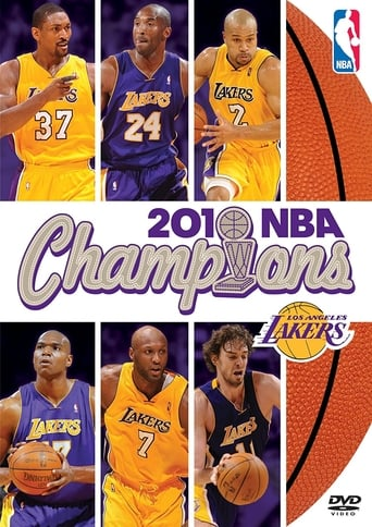 Poster of 2010 NBA Champions: Los Angeles Lakers