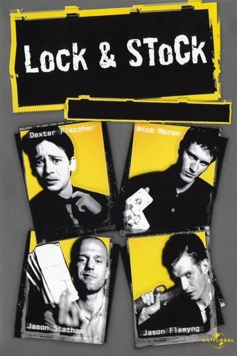Poster of Lock & Stock