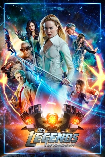 Poster of DC's Legends of Tomorrow