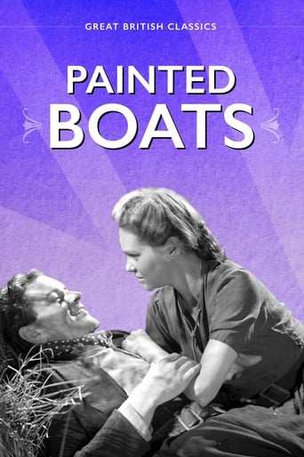 Poster of Painted Boats
