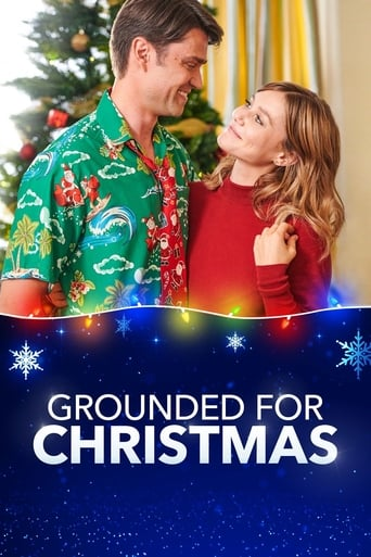 Poster of Grounded for Christmas