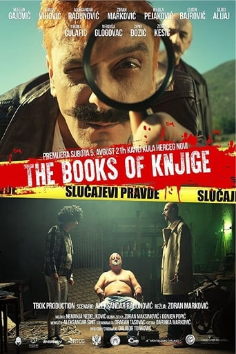 The Books of Knjige: Cases of Justice Movie Poster
