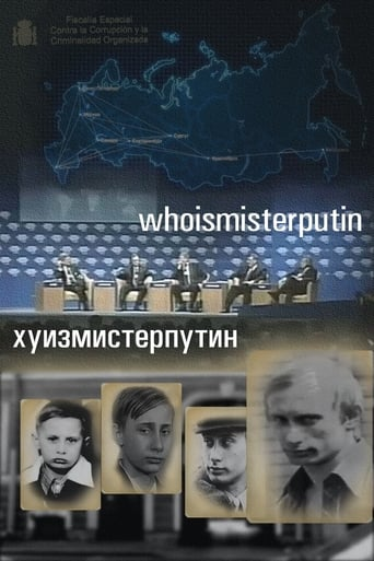 Poster of Who Is Mister Putin