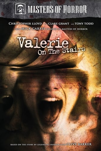 Poster of Valerie on the Stairs