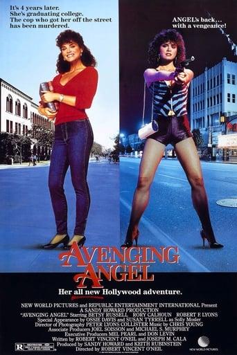 Poster of Avenging Angel
