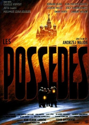 Poster of The Possessed