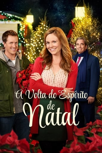 Poster A Volta do Espírito de Natal Torrent (2019) Dual Áudio / Dublado WEB-DL 1080p – Download