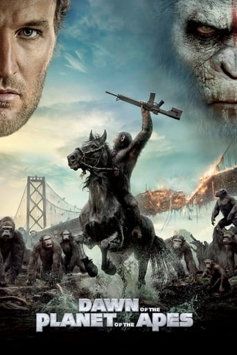Poster of Dawn of the Planet of the Apes