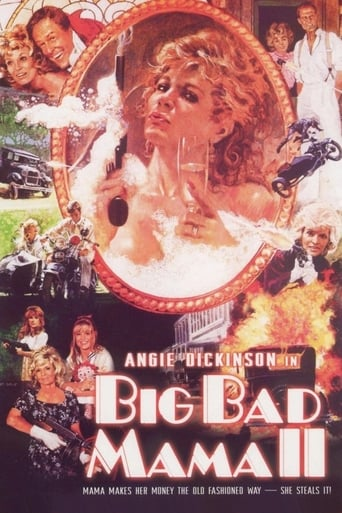 Poster of Big Bad Mama II