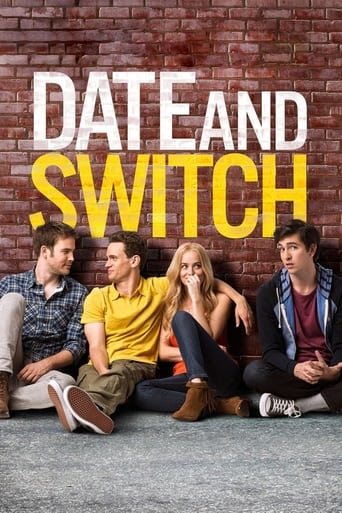 Date and Switch (2014) - poster